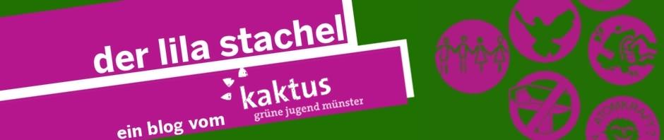 Lilastachel